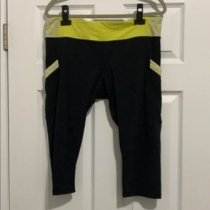 Lululemon crop leggings